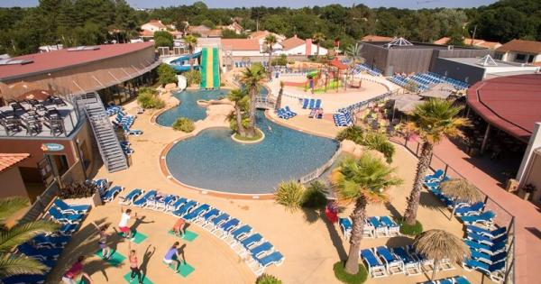Sunelia le fief campings 5 toiles saint brevin les for Camping st brevin les pins avec piscine