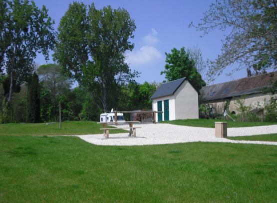 AIRE DE SERVICES CAMPING-CARS VOUVRAY