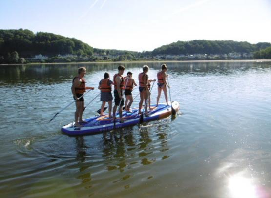 CIRCUIT STERNE EN GIANT STAND UP PADDLE