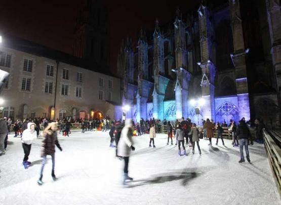 ABBAYE ON ICE - NOEL A VENDOME