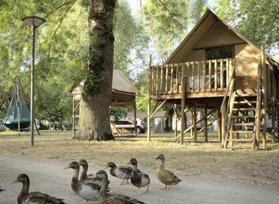 Camping Onlycamp Le Sabot - Azay-le-Rideau