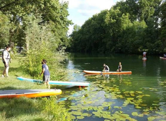 Camping Onlycamp Le Sabot - Paddle