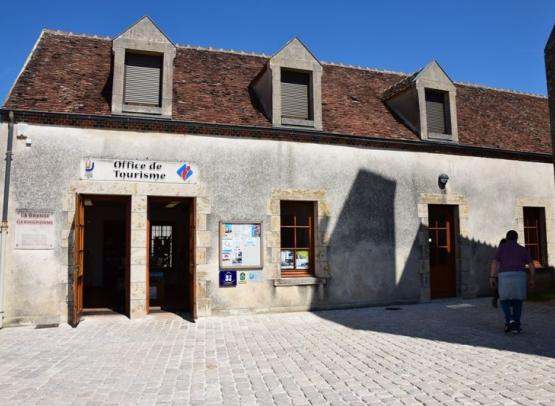 OFFICE DE TOURISME DU VAL DE SULLY - BUREAU DE GERMIGNY-DES-PRES