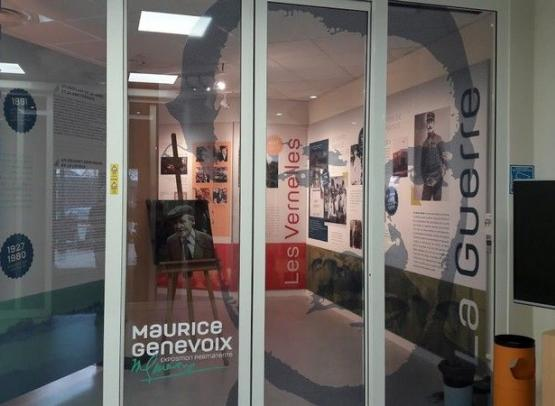 EXPOSITION PERMANENTE MAURICE GENEVOIX