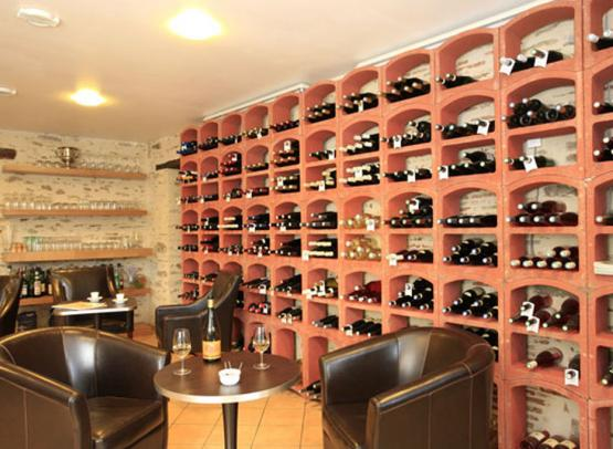 restaurant le clos du cellier le cellier val de loire une balade en france. Black Bedroom Furniture Sets. Home Design Ideas