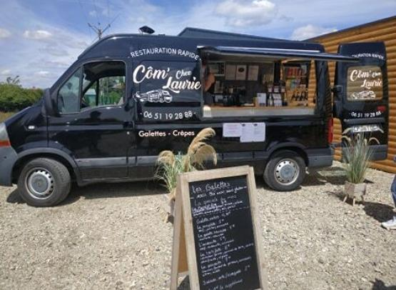 COM' CHEZ LAURIE - FOOD TRUCK GALETTES & CREPES