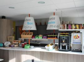 First-Inn-Hotel-buffet-petit-dejeuner-Blois©First-Hotel-Blois