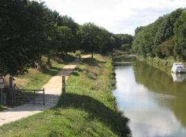 CANAL-Chemin halage